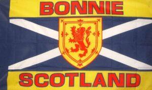 Bonnie Scotland 3'x2'